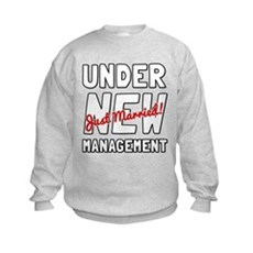 Under New Management Sweatshirt
