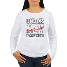 Under New Management Long Sleeve T-Shirt