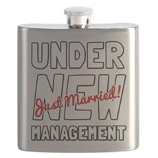 Under New Management Flask