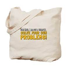 Dear Math Tote Bag