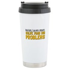 Dear Math Travel Mug