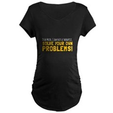 Dear Math Maternity T-Shirt