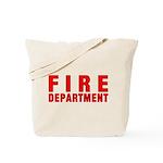 Fire Dept Logo Bags