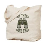 Bin There Done That Tote Bag