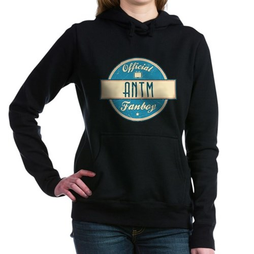 Official ANTM Fanboy Woman's Hooded Sweatshirt