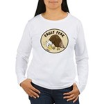 Eagle Feak Women's Long Sleeve T-Shirt