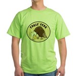 Eagle Feak Green T-Shirt
