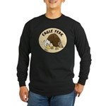 Eagle Feak Long Sleeve Dark T-Shirt