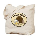 Eagle Feak Tote Bag