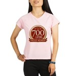 Lifelist Club - 700 Performance Dry T-Shirt