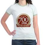 Lifelist Club - 700 Jr. Ringer T-Shirt