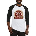 Lifelist Club - 700 Baseball Jersey