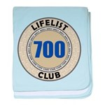 Lifelist Club - 700 baby blanket