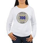 Lifelist Club - 700 Women's Long Sleeve T-Shirt