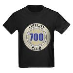Lifelist Club - 700 Kids Dark T-Shirt