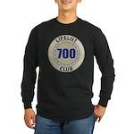 Lifelist Club - 700 Long Sleeve Dark T-Shirt