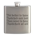 Twitched & Lost... Flask