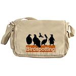 Birdspotting Messenger Bag