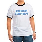 Carpe Annum Ringer T