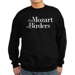 Mozart of Birders Sweatshirt (dark)