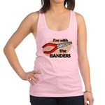 I'm with the Banders Racerback Tank Top
