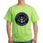 Licensed Bird Bander Green T-Shirt