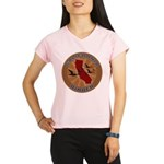 California Birder Performance Dry T-Shirt