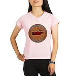 Tennessee Birder Performance Dry T-Shirt