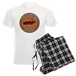 Tennessee Birder Men's Light Pajamas