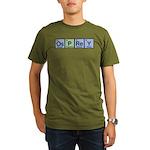 Elements of Osprey Organic Men's T-Shirt (dark)
