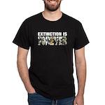 Extinction is Forever Dark T-Shirt