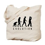 Evolution: Birder Tote Bag