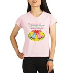 Birding With You Performance Dry T-Shirt