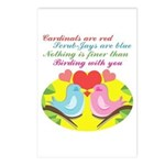 Birding With You Postcards (Package of 8)