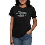Band of Birders Women's Dark T-Shirt