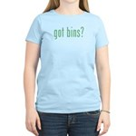 got bins? Women's Light T-Shirt