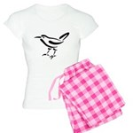 Stylized Wren Women's Light Pajamas
