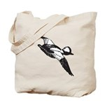 Bufflehead Sketch Tote Bag
