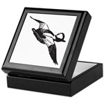 Bufflehead Sketch Keepsake Box