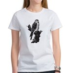American Kestrel Sketch Women's T-Shirt