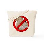 Anti-Squirrel Tote Bag