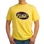 Go Pelagic! Yellow T-Shirt
