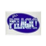 Go Pelagic! Rectangle Magnet