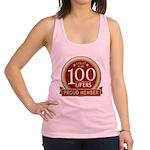 Lifelist Club - 100 Racerback Tank Top