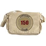 Lifelist Club - 150 Messenger Bag