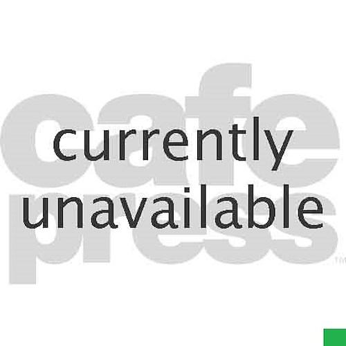 Warning: Mod Squad Men's Dark Fitted T-Shirt