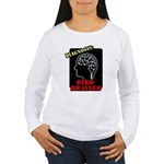 Diagnosis: Bird-Brained Women's Long Sleeve T-Shir