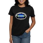 Birder: Out-Twitch... Women's Dark T-Shirt