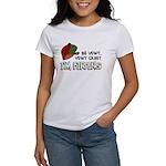 Be Vewy Quiet I'm Birding Women's T-Shirt