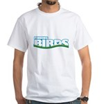 Finding Birds White T-Shirt
